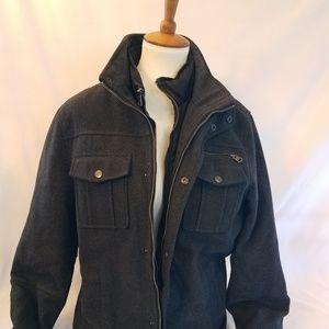 Levi's Men's dress coat size medium